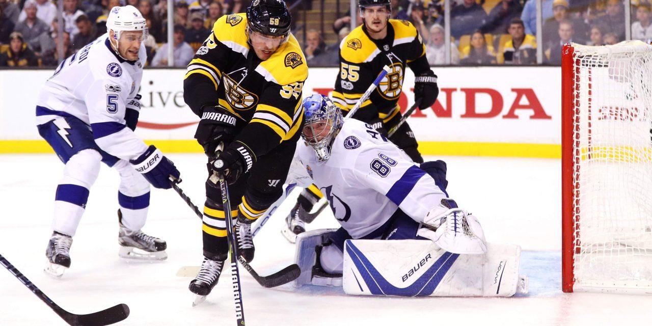Bruins or Lightning- Who Owns the Atlantic?