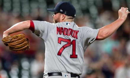 The Boston Red Sox Don't Need a Lefty Reliever