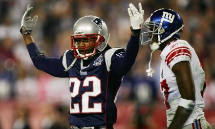 The History of the New England Patriots by Jersey Number #22-#23