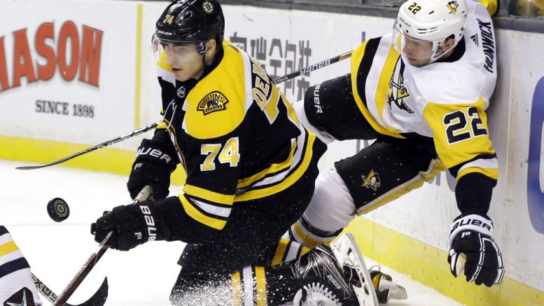 Making The Case: Jake DeBrusk To Lead Bruins In Points This Season