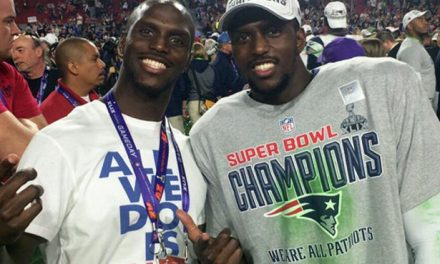Jason McCourty: Just What the New England Patriots Needed