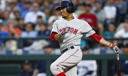What Could a Mookie Betts Extension Look Like?
