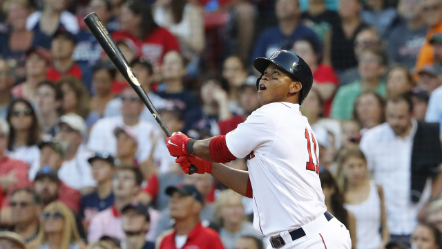 Rafael Devers- Boston's Future at Third Base