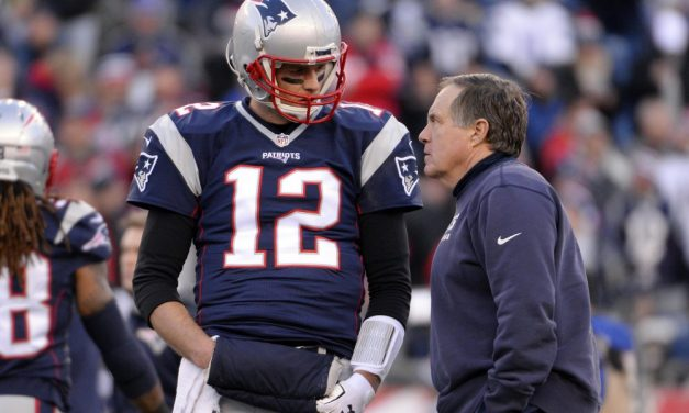 The Brady-Belichick drama sounds like a broken record