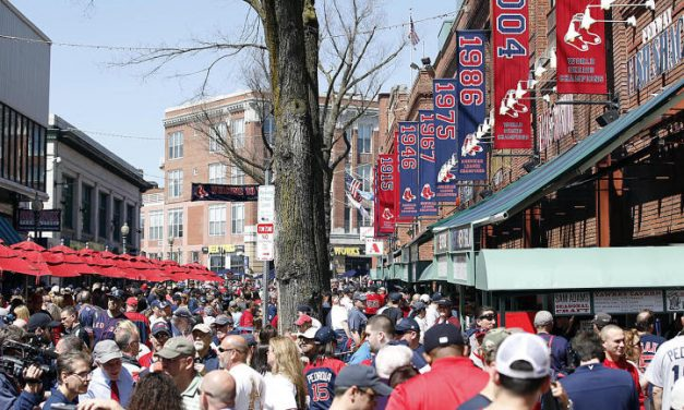 Red Sox Petition to Change Yawkey Way Back to Jersey Street