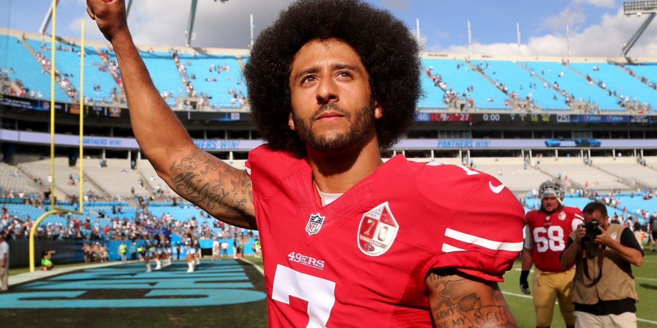 The Curious Case of Colin Kaepernick