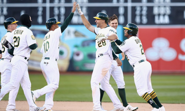 The Red Sox Should Not Underestimate the Oakland A's