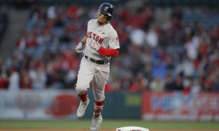 Series Review – Red Sox @ Angels