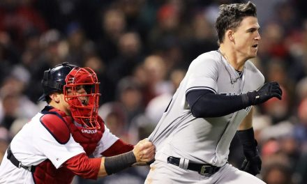 The First Series Between the Red Sox and Yankees of 2018 Was a Good One