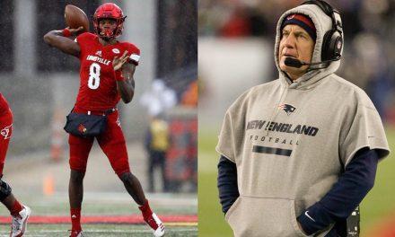 Who Will the Patriots Draft at Quarterback?