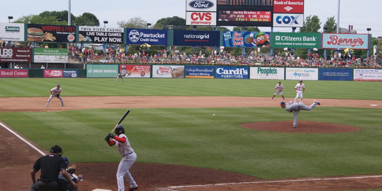 Down the Farm: 2018 Paw Sox Outlook