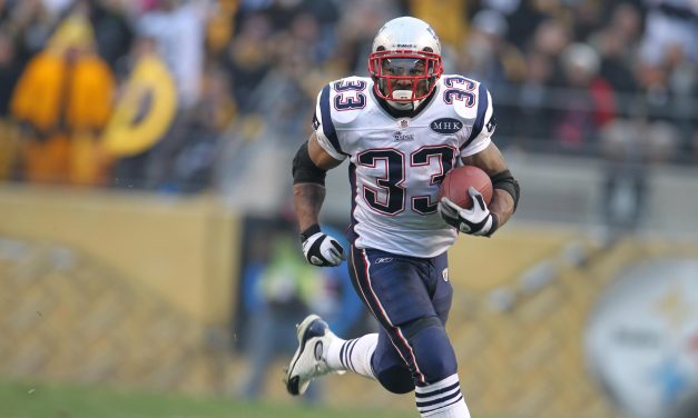 The History of the New England Patriots by Jersey Number #33-#34