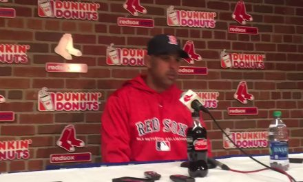 Alex Cora Is The Right Guy For The Job