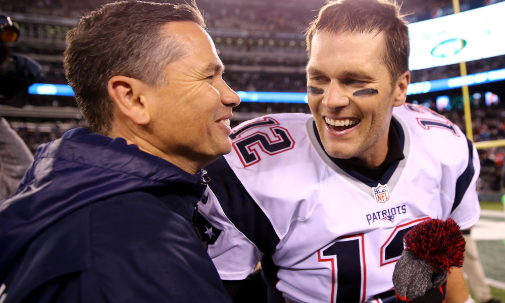 Alex Guerrero thinks Brady can play until the age of 50