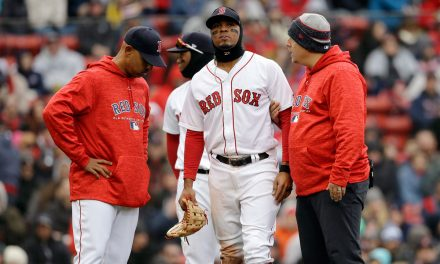 Don't Worry About Xander Bogaerts's Injury