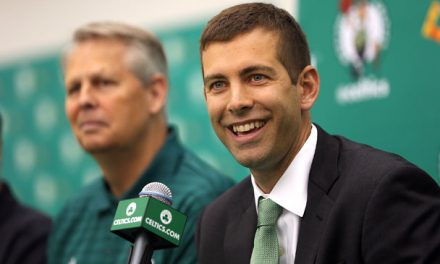 Brad Stevens: Coach of the Year