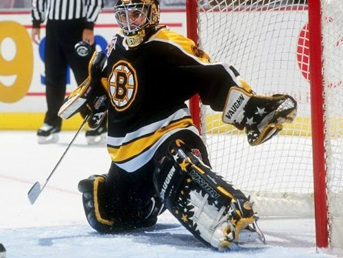 Exclusive Interview with Former Bruin Byron Dafoe
