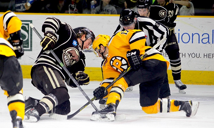 Providence Bruins Heading to Allentown