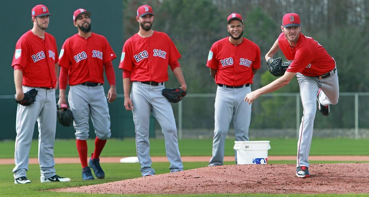 Early Impressions of the Red Sox Starters
