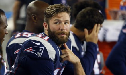 Julian Edelman Feels Neutral