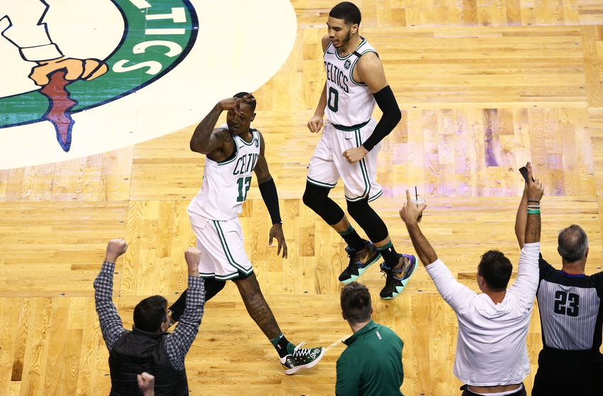 Celtics Youth Impressing in the Playoffs