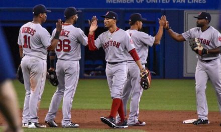 Red Sox Take Series Against Toronto