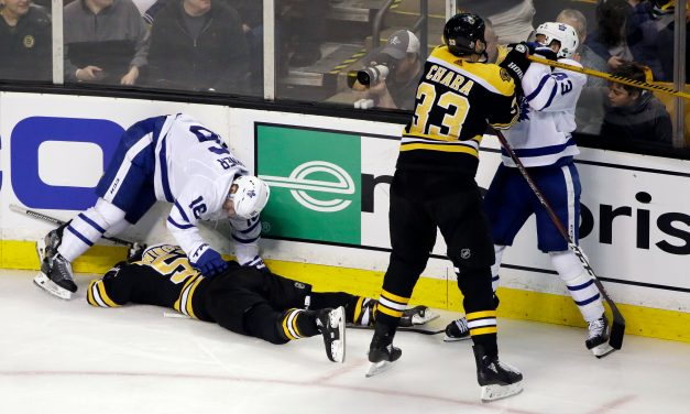 Nazem Kadri Gets a Well-Earned Three Game Suspension