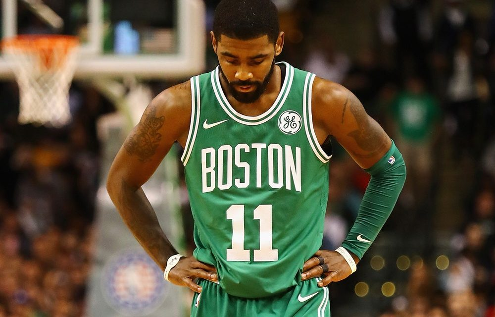 Kyrie Irving Declines Player Option