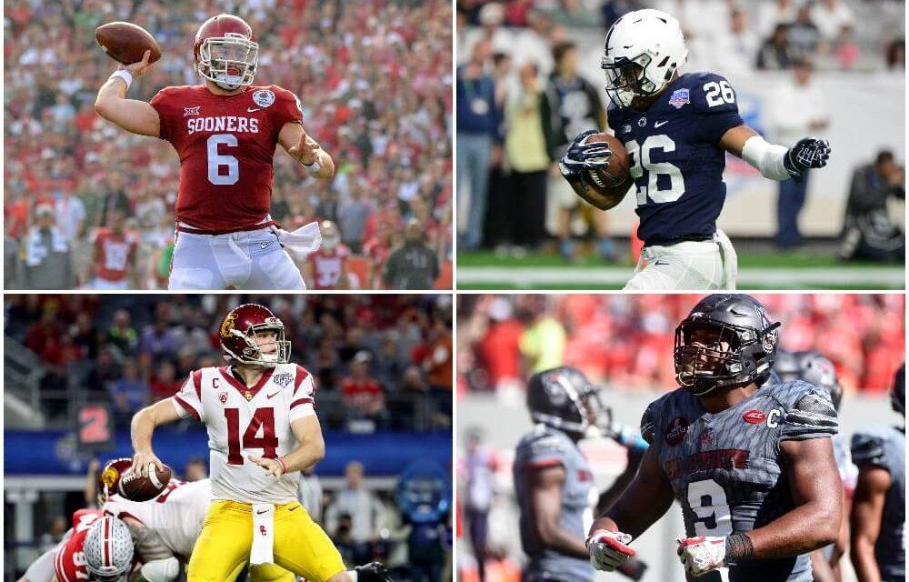 Boston Sports Extra Mock Draft 2.0: Pats Get Brady's Heir?