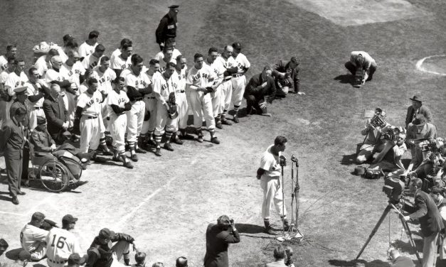 On This Day In Red Sox History: Ted Williams Day