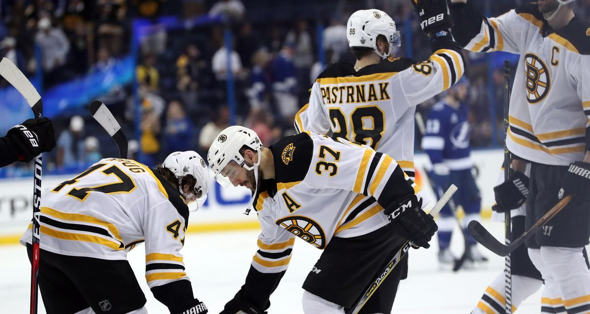 Keys for the Bruins Ahead of Game 2 in Tampa