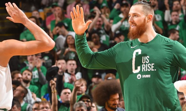 Celtics Crush Cavs, Win Game 1 in Boston