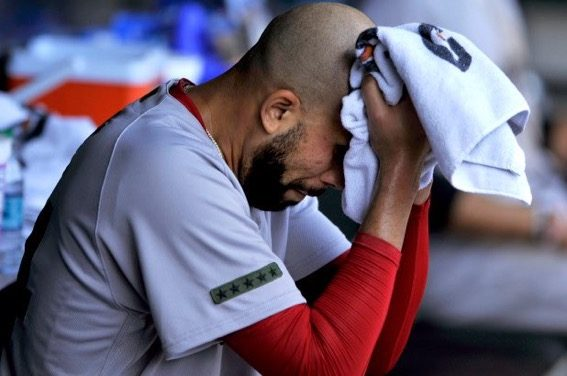 David Price Needs to Get It Together Before It's Too Late