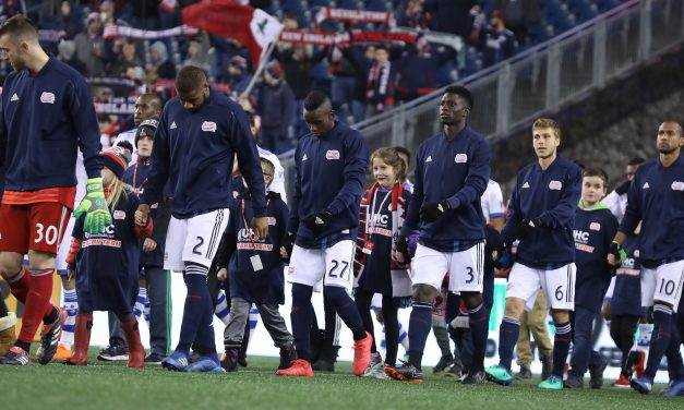 Three Takeaways from the Revs Loss Against Montreal