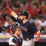 Andrew Benintendi:  Man on Fire