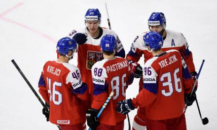 Bruins Players Shine Overseas at the 2018 IIHF