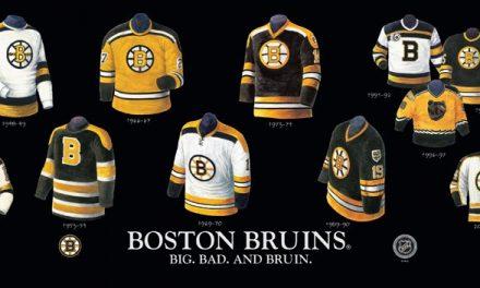 NHL to Bring Back Third Jerseys