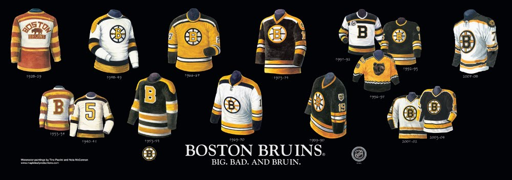 c850cfcfc85 NHL to Bring Back Third Jerseys | Boston Sports Extra