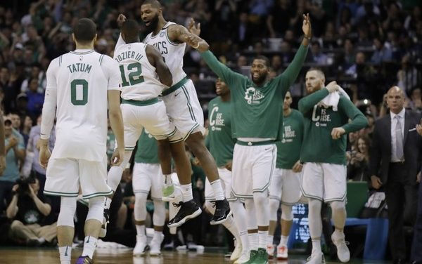 LeBron Struck First, but the Celtics Got the Last Laugh