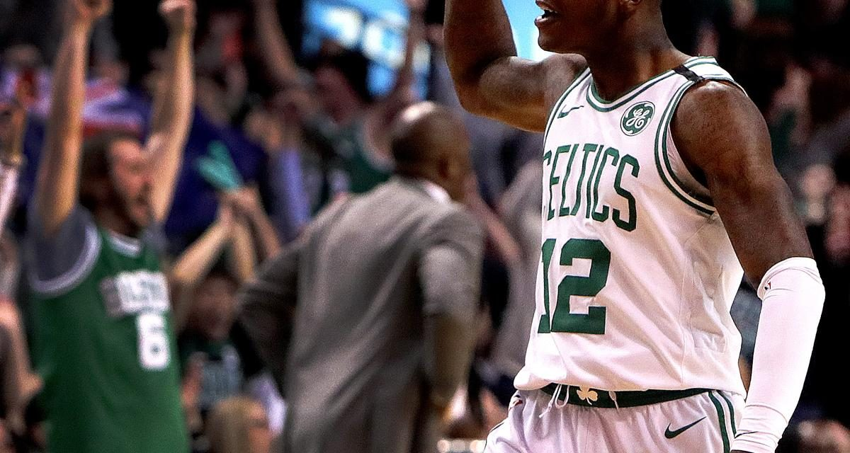 Time To Sell High On Terry Rozier