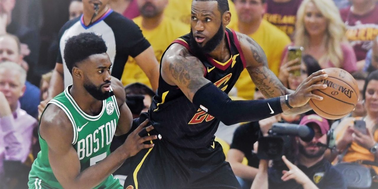 Cavs, Celtics Set for Showdown in Game 7