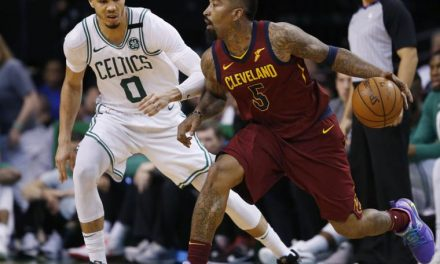 NBA Will Not Take Disciplinary Action Against J.R. Smith