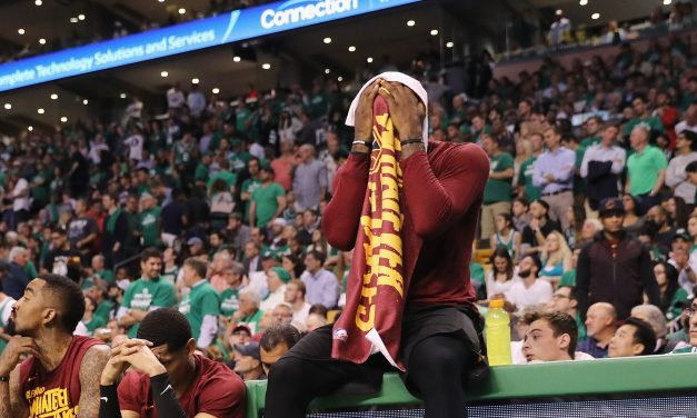 LeBron is Tired and the Cavs Are Dead