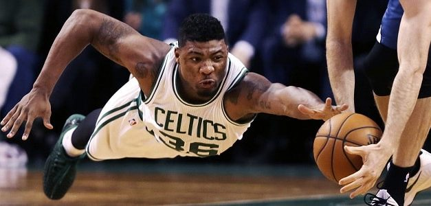 Marcus Smart Snubbed from All-NBA Defensive Team