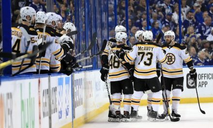 Grading the Bruins' Game Two Performance