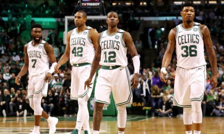 Looking Back on the Celtics' Season