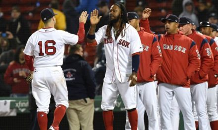 Red Sox – April in Review