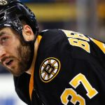 "Why It's Time to Give Bergeron the ""C"""