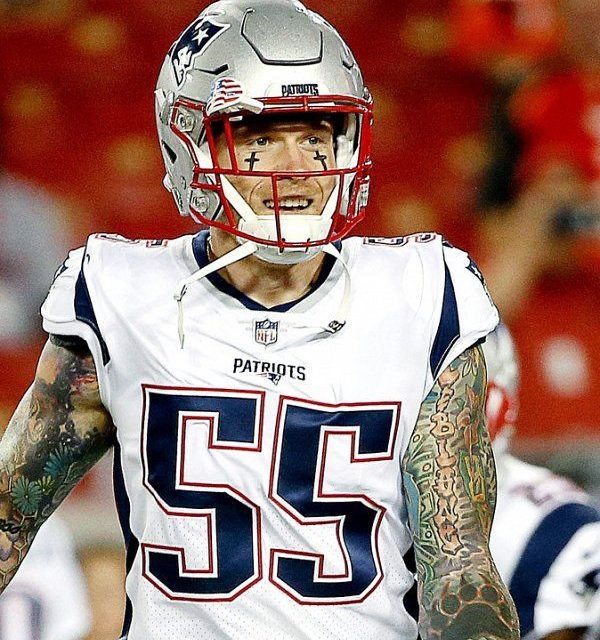 Cassius Marsh: 'No Fun in New England'