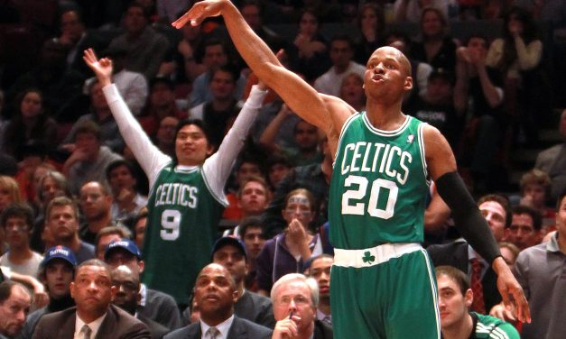 Ray Allen Reflects on Time in Boston